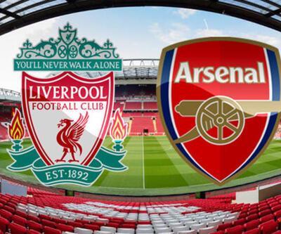 Liverpool'un konuğu Arsenal