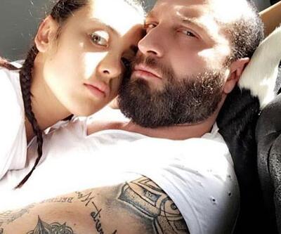 Özlem Ada Şahin'den romantik kutlama