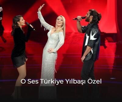 O Ses Türkiye yılbaşı özel konukları kimler?