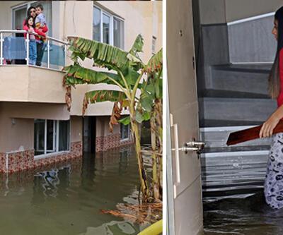 Aniden basınca tsunami sandılar