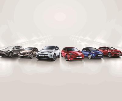 Toyota Türkiye'ye hibriti anlatıyor