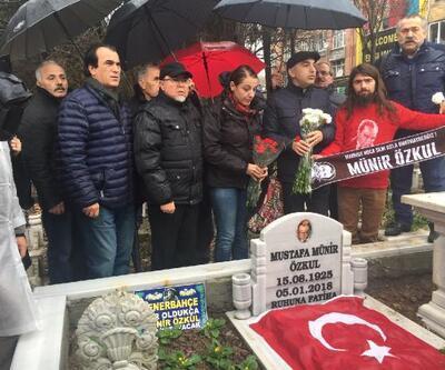 Türk sinemasının duayeni Münir Özkul anılıyor