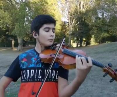 Mozart Ödüllü Ali İnsan Türkiye'de