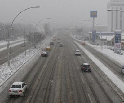 Ankara'da yarın okullar tatil mi? Ankara hava durumu sıcaklık verileri