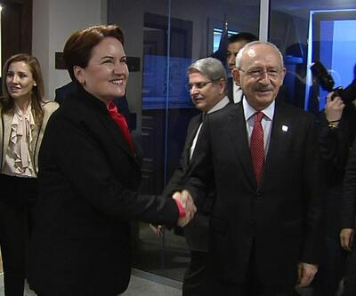 16 il CHP'ye 8 il İYİ Parti'ye bırakıldı