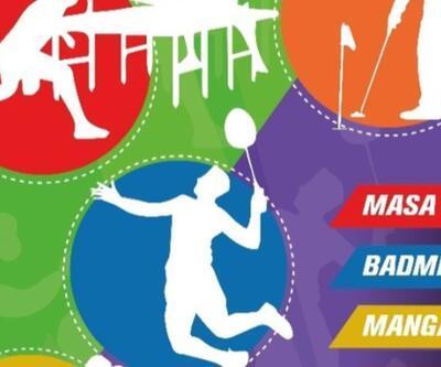 Öncü Spor Oyunları başladı... Müsabakalar 12 branşta