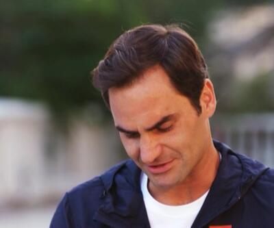 Federerin gözyaşları