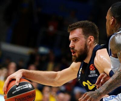 Fenerbahçe'nin galibiyet serisi sona erdi