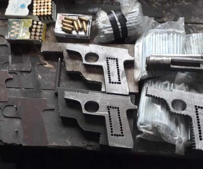 İki ilde silah kaçakçılığı operasyonu