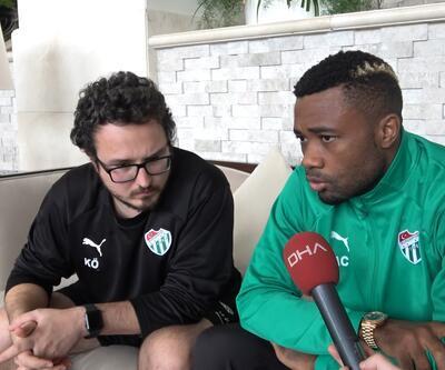 Chedjou: Mustafa Pektemek medyatik değil ama iyi forvet