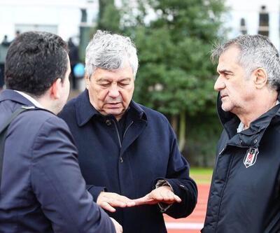 Lucescu Şenol Güneş ile görüştü