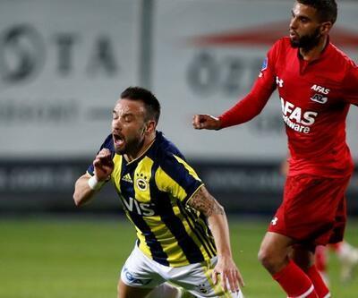 Fenerbahçe 3 - 2 AZ Alkmaar / Maç özeti