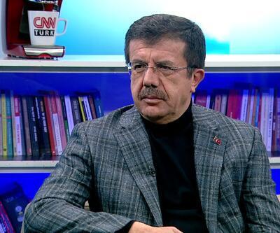 Nihat Zeybekci, Mehmet Soysal'ı ziyaret etti