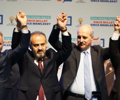 AK Parti'nin Bursa ilçe belediye başkan adayları açıklandı