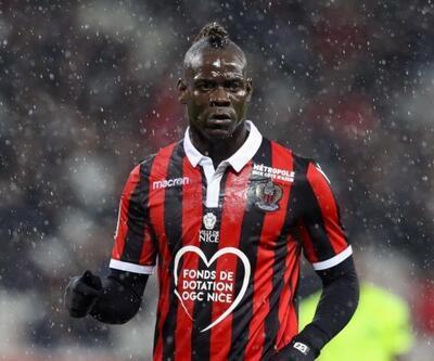Nice'ten Balotelli açıklaması: Gitmek isterse serbest bırakırız