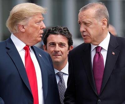 Son Dakika... Trump'tan Türkiye açıklaması