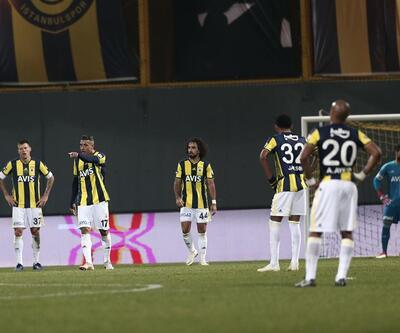 Fenerbahçe kupada 26 maç sonra deplasmanda yenildi