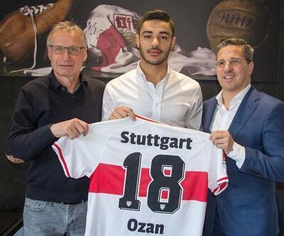 Ozan Kabak Stuttgart tarihine geçti
