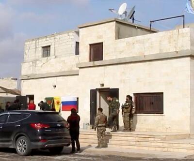 Rus ordusu YPG/PKK ile ortak devriye atıyor