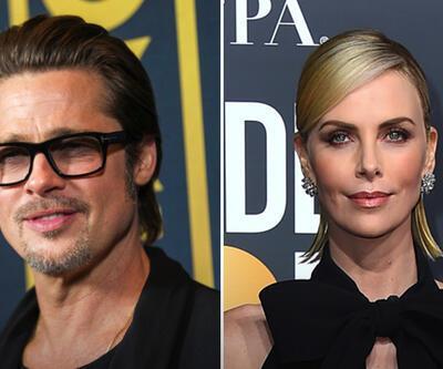 Yılın aşk bombası: Charlize Theron ve Brad Pitt birlikte
