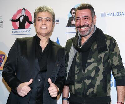 Cengiz Kurtoğlu ve Hakan Altun konserine yoğun ilgi