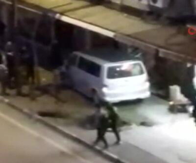 Bursa'da alkollü sürücüye linç girişimi