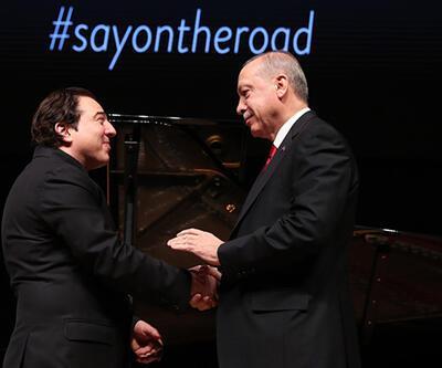 Fazıl Say'dan Erdoğan ile görüşmesine ilişkin açıklama