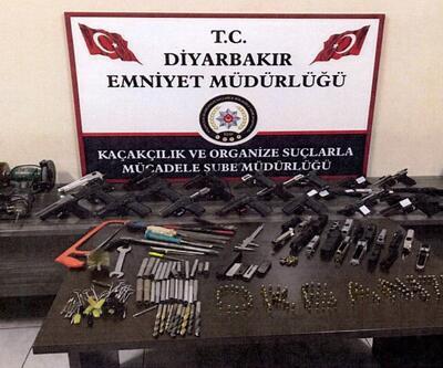 Silah kaçakçılarına operasyon: 1 gözaltı