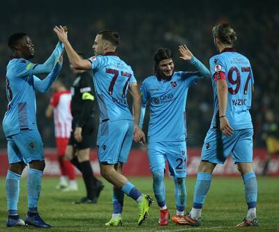 Balıkesirspor 1 -3 Trabzonspor / Maç özeti