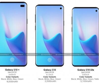Galaxy S10 fiyatları belli oldu