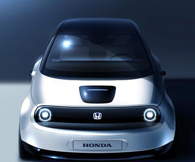 Honda'dan yeni elektrikli geliyor