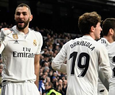 Real Madrid 4-2 Girona / Maç özeti