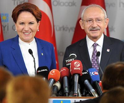 CHP ve İYİ Parti ittifakının detayları belli oldu... Hangi bölgeden kimin adayı girecek?