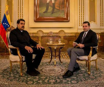 Özel haber: Nicolas Maduro, 5N1K özel yayınıyla CNN TÜRK'te