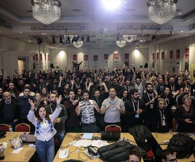 Ankara'da buluştular, 48 saatte 56 oyun geliştirdiler