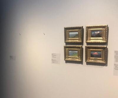 Ünlü galeride soygun: Binlerce dolarlık tabloyu çaldılar