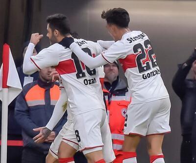 Ozan Kabak'ın Bundesliga'da ilk maçı