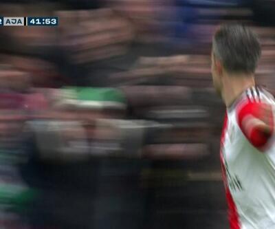 Feyenoord 6-2 Ajax / Maç özeti