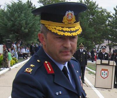 Savaş uçaklarının harekât sorumlusu Tuğgeneral Akgülay FETÖ'den tutuklandı