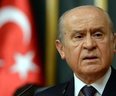 MHP lideri Devlet Bahçeli'den Mehmet Özhaseki'ye ziyaret