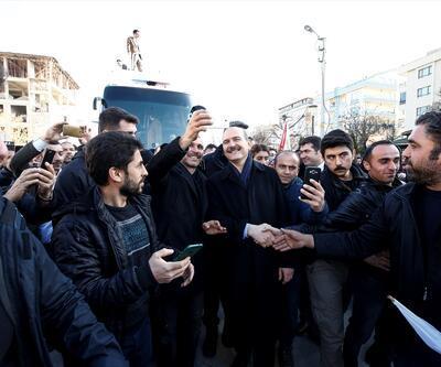 Bakan Soylu: Tarihimizde ilk defa 300 yıldır yükselen bir Türkiye ile karşı karşıyayız