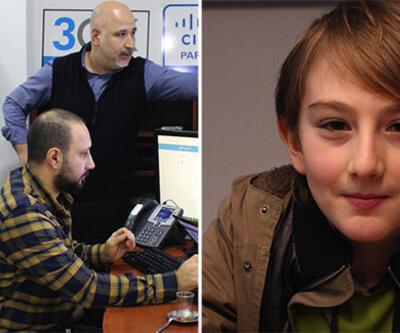 Türkiye'nin en genç 'etik hackeri' olacak