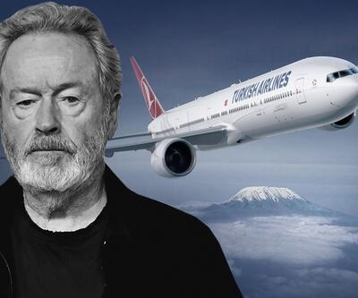 THY'nin İstanbul Havalimanı'na yolculuğu Ridley Scott ile Super Bowl'da