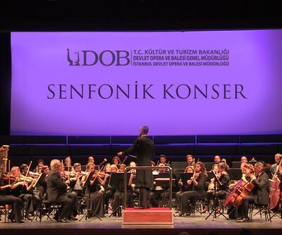İstanbul Devlet Opera ve Balesi'nden 3 konser