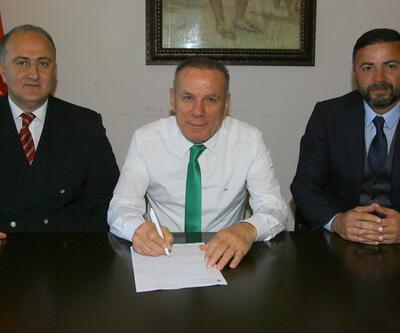 1461 Trabzon'da teknik direktör değişikliği