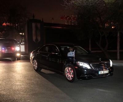 Yunanistan Başbakanı Çipras İstanbul'da