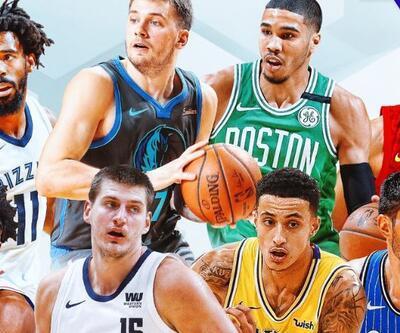 NBA All-Star'da yarışmalara katılacak oyuncular belirlendi
