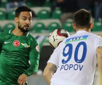 Akhisarspor 3-1 Kasımpaşa / Maç özeti