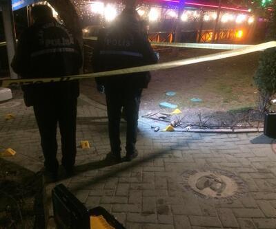 'Damsız girilmez' diyen güvenlik görevlisine silahla ateş açıldı