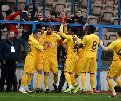 Karabükspor 0-4 Eskişehirspor / Maç özeti